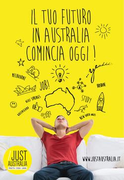 JUST AUSTRALIA