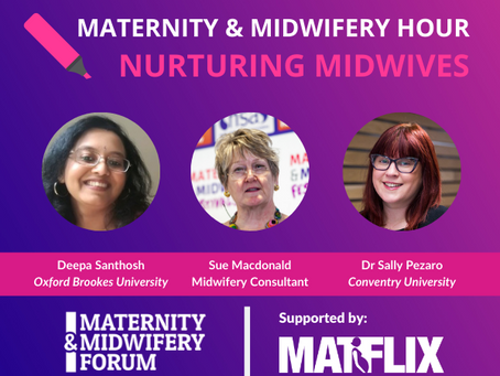 SERIES 5 - EP.3: Nurturing midwives and student midwives