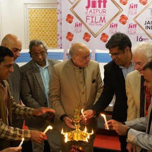 Opening ceremony Jaipur Film Market