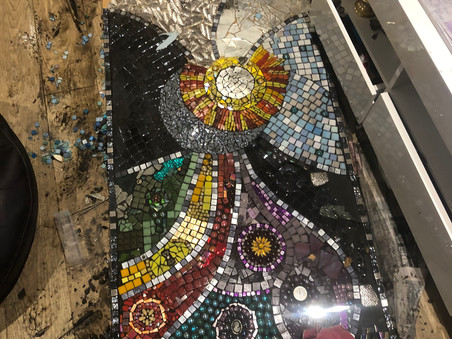 The Big Mosaic! Wall Art