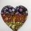 Thumbnail: Bold mix mosaic heart