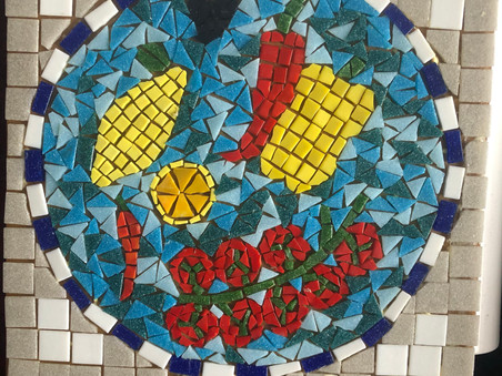 The Mosaic Competition
