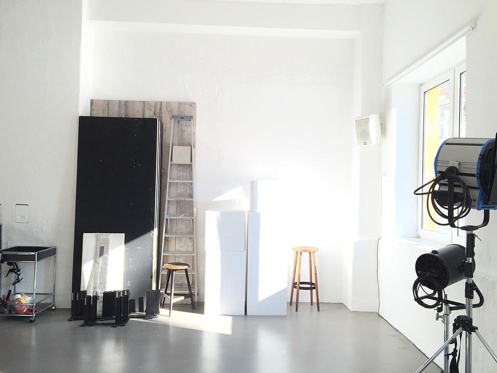 studio impressions