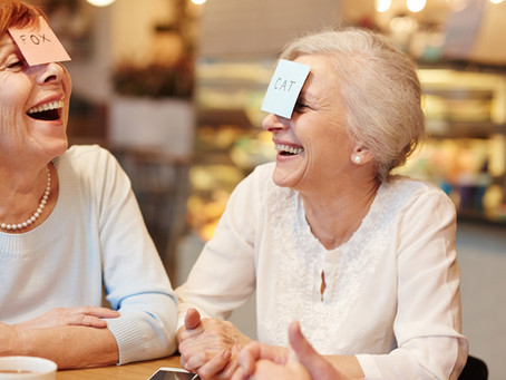 Laughter Can Be One of the Best Medicines For Older Adults