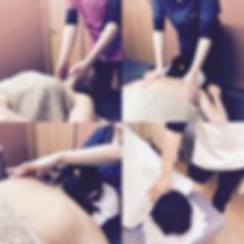 松山市 整骨院 肩こり むち打ち 交通事故 治療 マッサージ