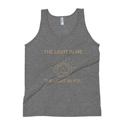 The Light In Me HONORS - Unisex Tank Top