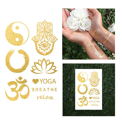 2 PACK Yoga Set