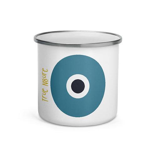 Enamel Mug - Mal de Ojo Protection