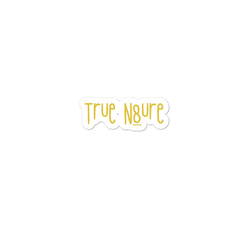 Sticker - TrueN8ture