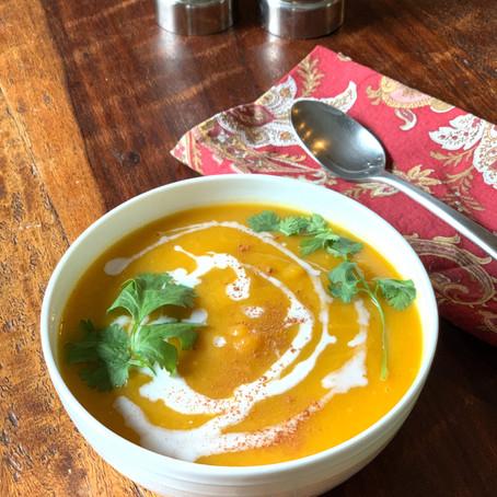 Dena's Butternut Squash Soup Recipe