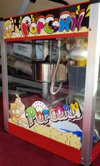 Freshly made Popcorn