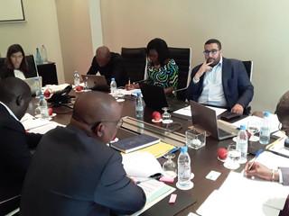 La CAF et l'AUR se concertent pour l'exploitation des droits télé de la CAN 2019