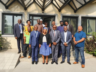 L'UAR évalue la commercialisation des droits de la CAN 2019, à Douala