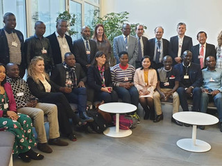 UNDRR partners with Worldwide Broadcasting unions