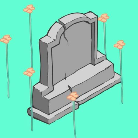 Mon cimetière, j'y trouve la vie !