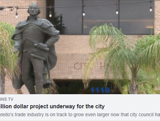 Billion Dollar Project Underway for the City