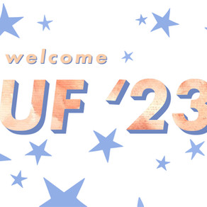 Welcome UF '23