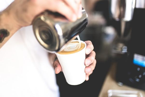 Coogee Courtyard coffee
