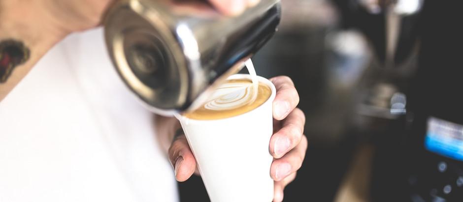 Lær deg Latte Art