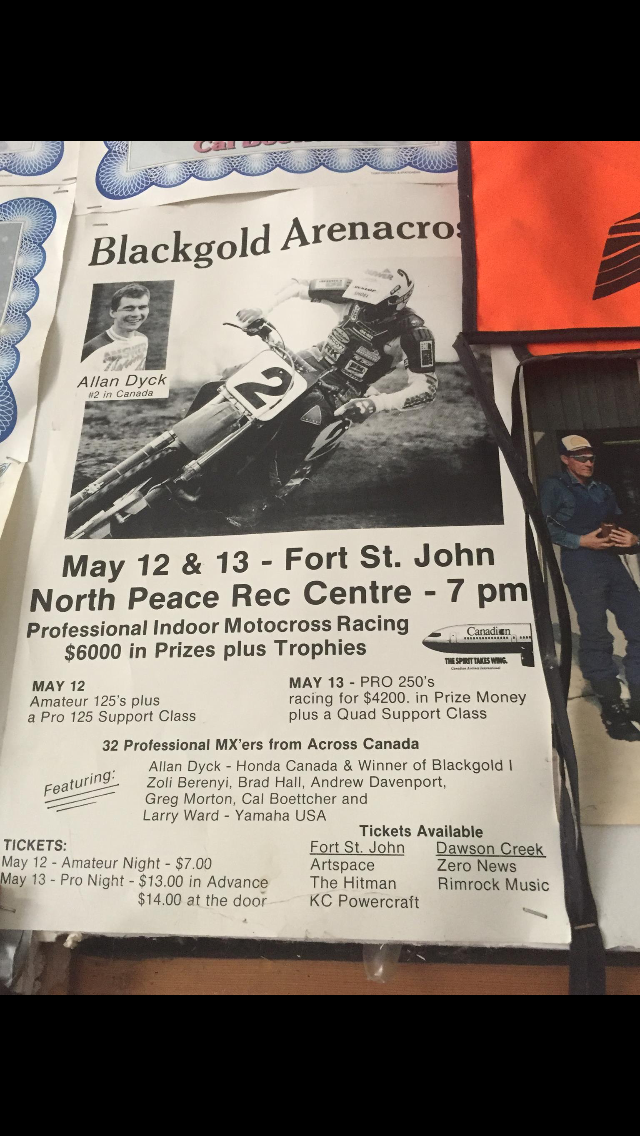 FSJ Motocross Club History