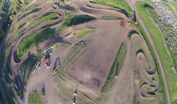 Fsj motocross track