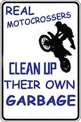 Fsj motocross track rules