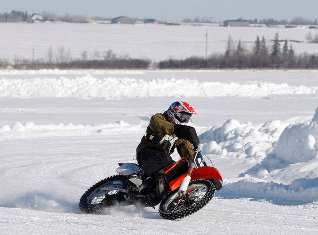 Ice Racing a possibility for Charlie Lake this Winter??