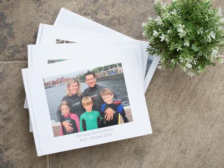 Creating a photobook: Step 2