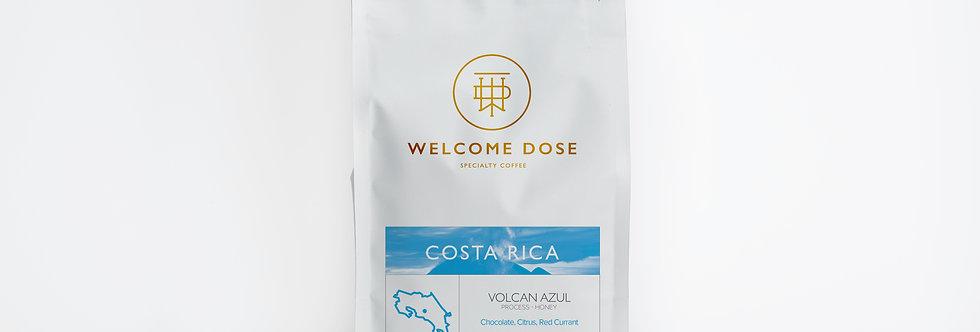 Costa Rica Volcan Azul