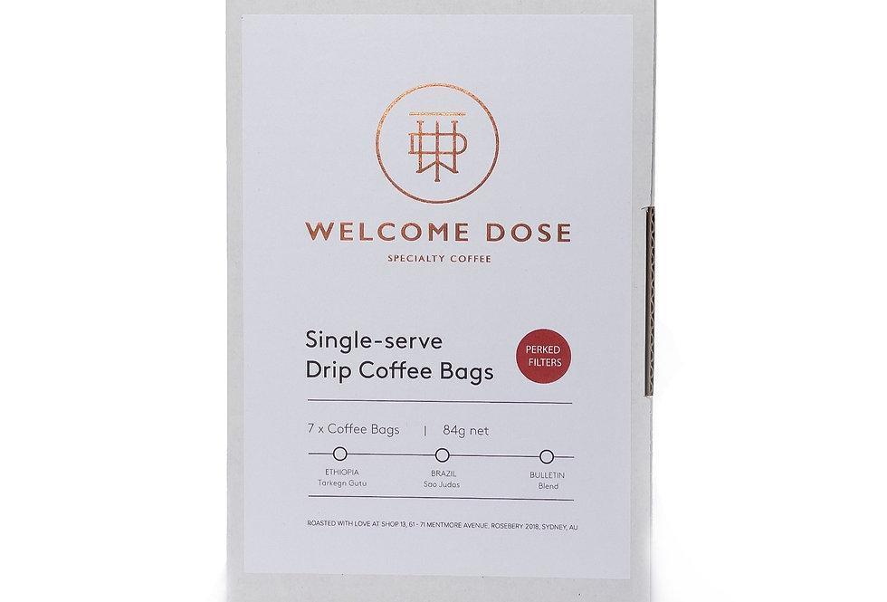 Single serve Drip Bags