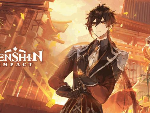 Zonghli es un personaje de apoyo en Genshin Impact