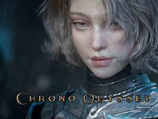 El despampanante trailer de presentación de Chrono Odyssey