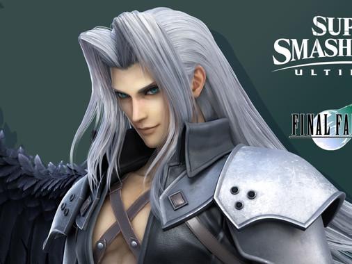 Desbloquea a Sephiroth en Smash antes de su lanzamiento
