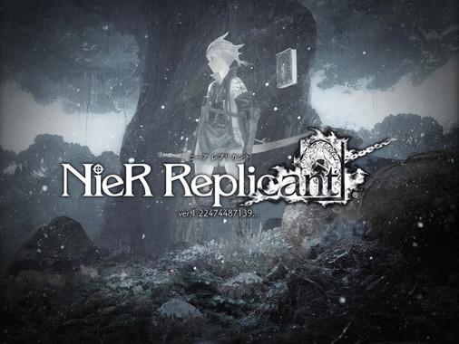 NieR Replicant ver 1.1224 recrea la intro del título original