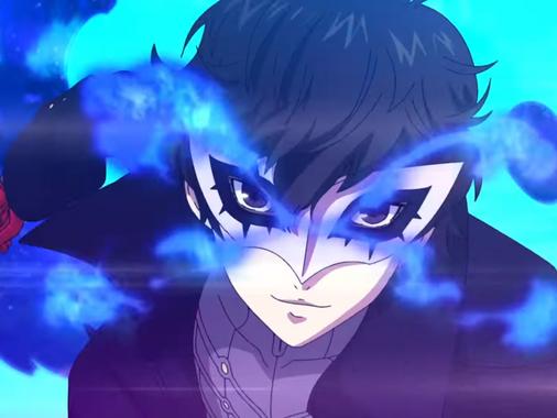 Trailer de los personajes de Persona 5 Strikers