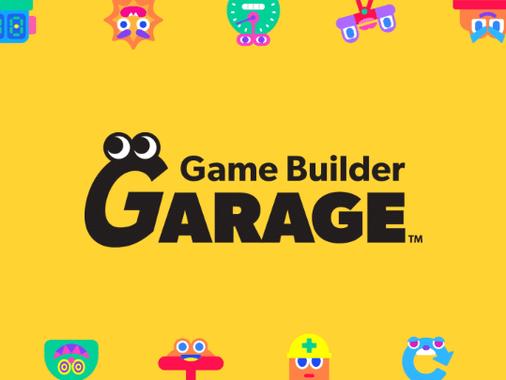Crea tus propios juegos para Switch con Game Builder Garage