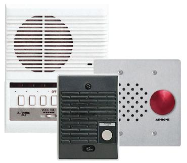 Aiphone LEF Series Audio Intercom