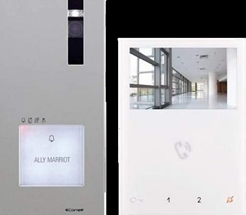 Comelit HFX-7000MW Video and Audio Intercom