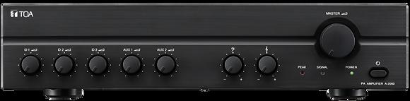 TOA A-2060 Mixer Power Amplifier