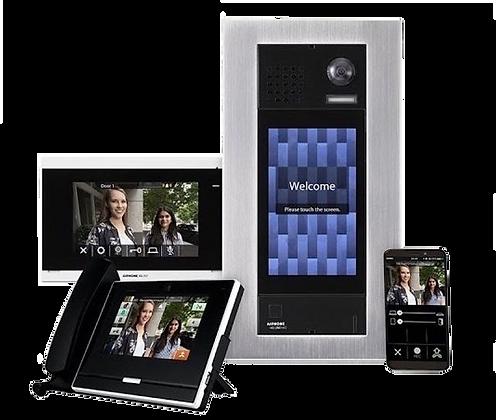 Aiphone Multi Tenant Video and Audio Intercom IXG System