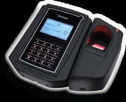 MicroEngine GT3500LABX fingerprint, keypad and EM/Mifare/Cepas reader