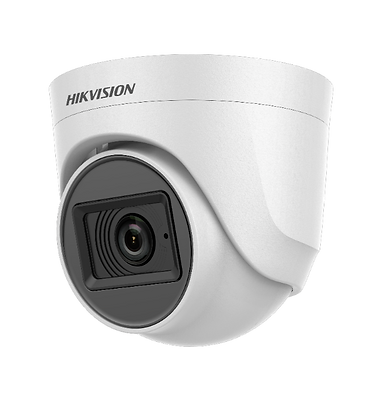 Hikvision 2 MP Audio Indoor Turret Dome Camera DS-2CE76D0T-ITPFS
