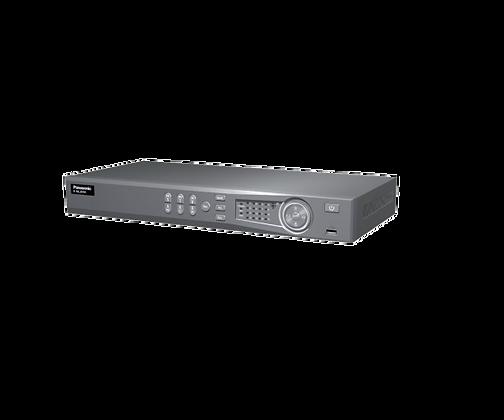 Panasonic K-NL308K 4-Channels POE Network Video Recorder