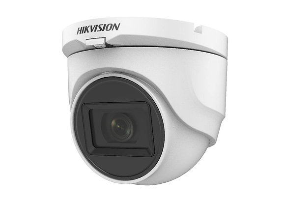 Hikvision 2 MP Turbo HD Dome Camera DS-2CE76D0T-EXIMF