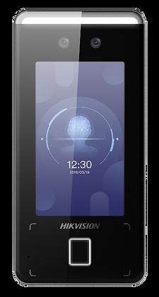 Hikvision DS-K1T341AMF Face Recognition, Fingerprint and Card Terminal