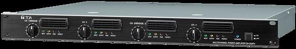 TOA DA-250FH Multi-Channel Power Amplifier