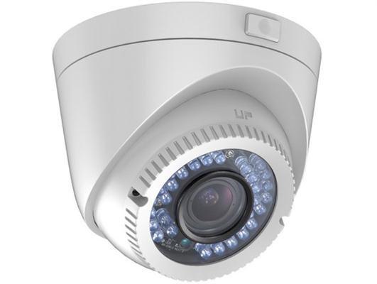 Hikvision 2 MP Vari-Focal Dome Camera DS-2CE56DOT-VFIR3EE