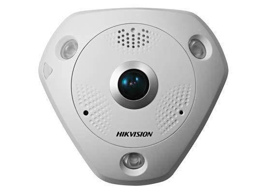 Hikvision DS-2CD6362F-I 6MP IR Fisheye Camera (Network CCTV)