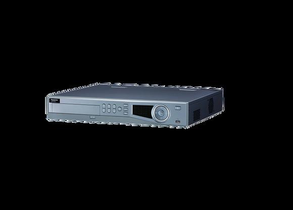 Panasonic K-NL31K 16-Channels POE Network Video Recorder