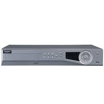 Panasonic HD analog DVR CJ-HDR104/108/216 (Analogue CCTV)